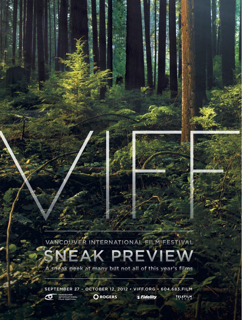 Vancouver International Film Festival 2012