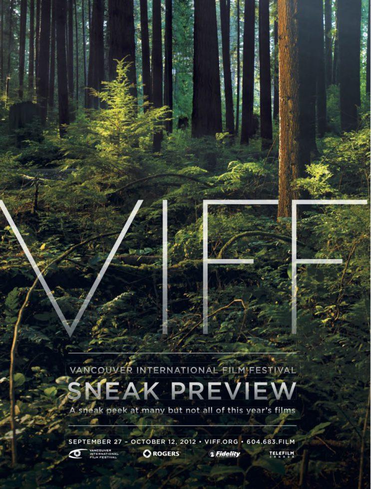 2012年(第31回) バンクーバー国際映画祭 上映
