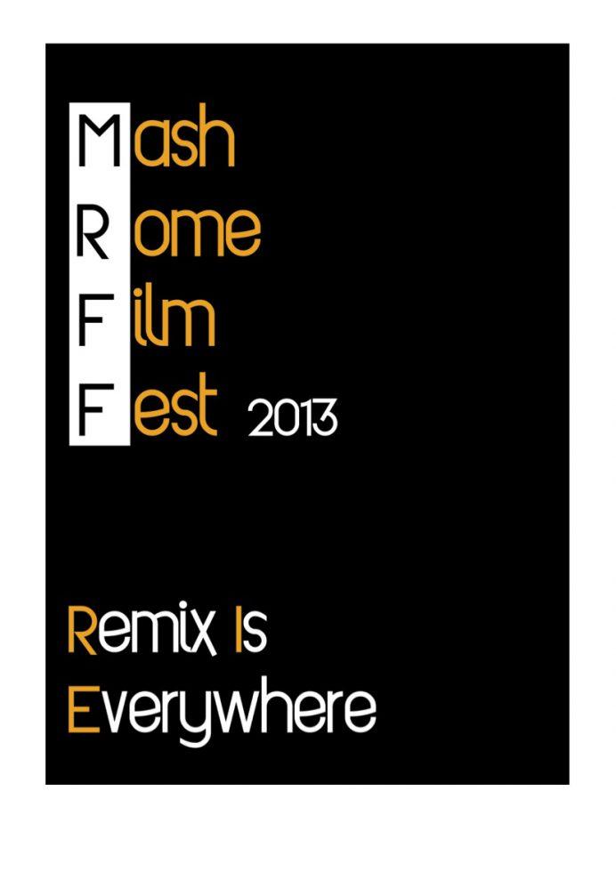 MashRome Film Festival 2013 上映