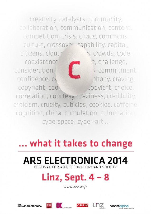 Prix Ars Electronica 2014