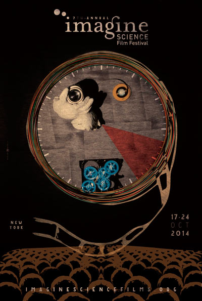 Imagine Science Film Festival(イマジン・サイエンス映画祭)2014 ノミネート