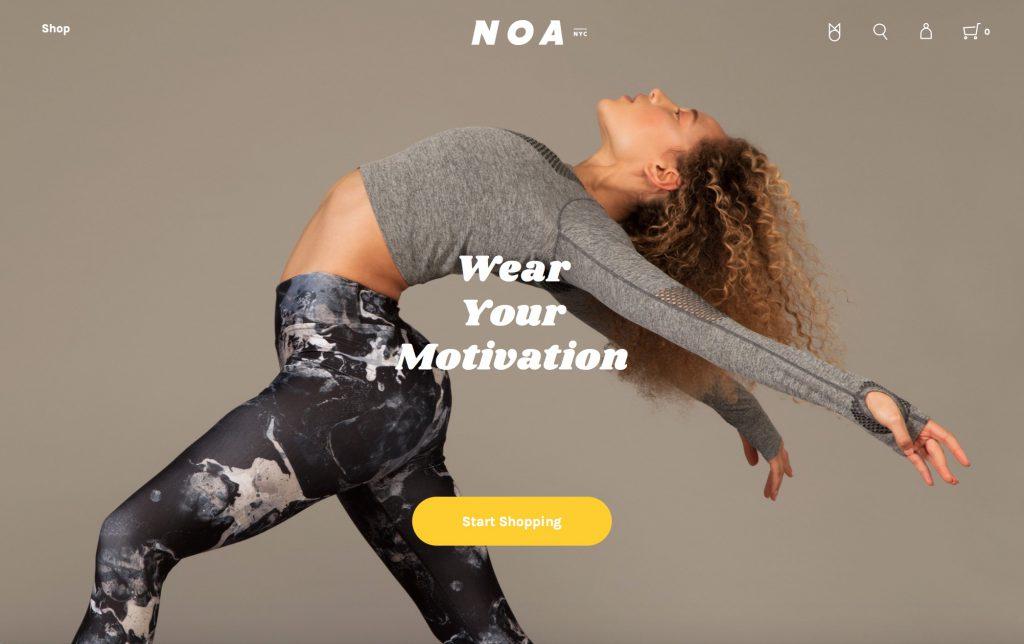 NOA ウェブサイト